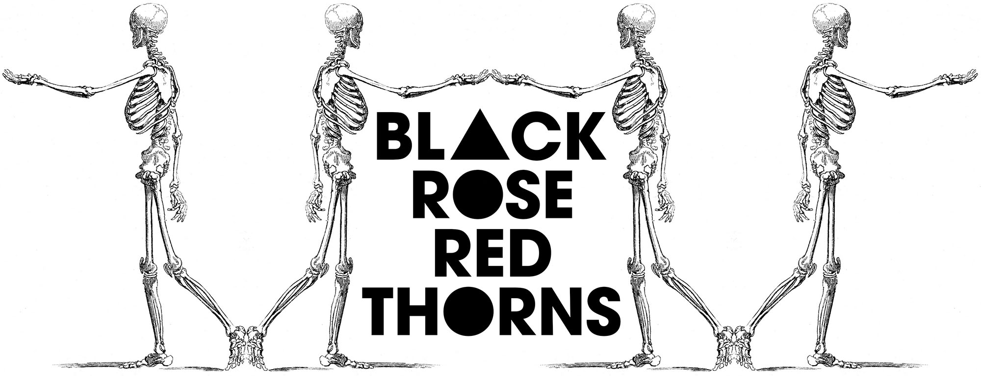 Black Rose Red Thorns Vegan Goth Punk Fashion