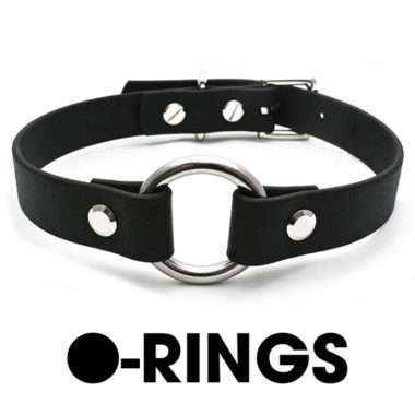 O-Ring Vegan Collars